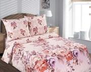 Купить ткани для постельного белья в розницу,   Карамельная роза