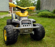 Продам детский квадроцикл Peg-Perego Corral T-Rex (Италия)