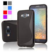 S-line TPU Силиконовый чехол для Samsung Galaxy E5 E500H DS