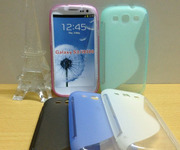 S-line TPU силиконовый чехол Samsung i9300 Galaxy S3