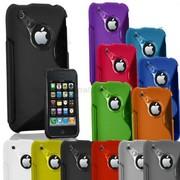S Line качественный силиконовый чехол для iPhone 3G,  iPhone 3Gs