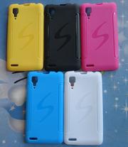силиконовый Чехол Lenovo P780 IdeaPhone S Line TPU