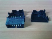 Разборный разъем OBD-I GM-12-pin б/у