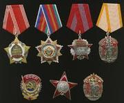 Куплю ордена СССР ,  продать награды .