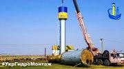 Водонапорные башни ВБР-160 Изготовление,  монтаж и установка Башен