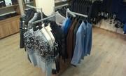 Распродажа оборудования б/у (торговая мебель - стеллажи и стойки)