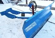 Отвал лопата снегоуборочный на трактор МТЗ,  ЮМЗ,  Т-40,  Т-150