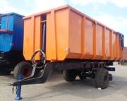 Прицеп тракторный зерновоз 2ПТС-16,  2ПТС-20