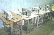 Продам б/у промышленные швейные машинки