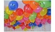 Оформление свадьбы воздушными шарами.