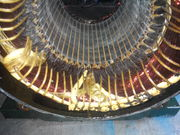 Перемотка и ремонт электродвигателей переменного тока