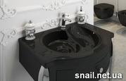 Сантехника из литого мрамора TM Snail.
