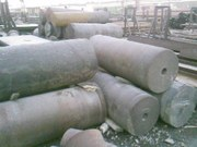 Поковки круглые сталь 15Х2НМФ