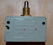 Микропереключатель Мп1203 У4 исп.2