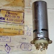 Продам ламповые панели:  ПЛК-9Э-70