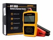 Тестер АКБ / аккумуляторных батарей / аккумуляторов - 12В / 12V - AUTOOL BT 360