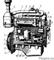 Куплю двигатель (Д-65. ЮМЗ)(Д-240. МТЗ) б/у.   Комплектные и некомплек