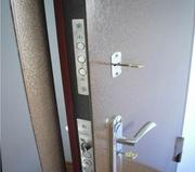 металлические двери, решётки и др. металлоконструкции.