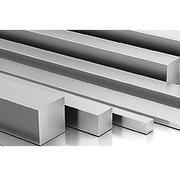 Квадрат алюминиевый (АД31,  АМГ,  АМЦ,  Д16)