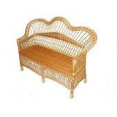 Плетеная мебель для дома и предметы интерьера