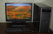 Компьютер i3 видеокарта 3ГБ ОЗУ 4Гб
