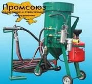 Термоабразивное оборудование,  термопескоструйка ТАУ-100,  ТАУ 200