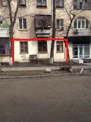 2-к,  бул. Шевченко-Патриотическая,  1 этаж