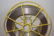 Сварочная нержавеющая проволока для полуавтомата 06Х19Н9Т 0, 8-3 мм