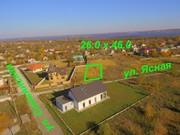 Отличный участок для 1-этажного дома,  Бородинский - 17 000 у.е.