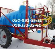 Polmark ОП2000/ОП2500 прицепной опрыскиватель . Польша.