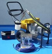 Покрасочный агрегат Вагнер 7000 НА высокого давления.