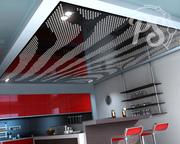 Потолок подвесной перфорированный