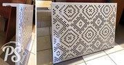 Изготовление декоративных решеток на радиатор