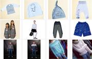 Оптовая и розничная продажа детской и взрослой одежды