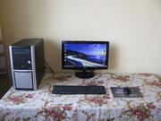 Компьютер 4 ядерный Игровой комплект