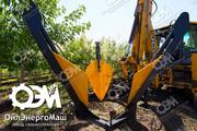 Устройство для пересадки деревьев УПД-308Р