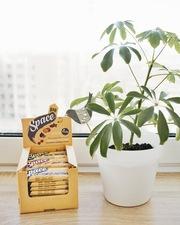 Набор полезных батончиков для детей из орехов и сухофруктов
