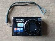 Фотоаппарат Olympus Stylus µ 9000