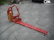 Косилка тракторная пальцевая КТП -1.5м