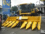 Жатка для уборки кукурузы ЖК-80
