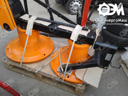 Косилка тракторная роторная КТР-1.65м (польская)