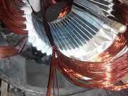 Перемотка и ремонт общепромышленных электродвигателей