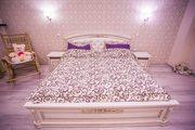 Кровать з дуба