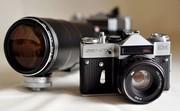 Куплю объективы,  продать фотоаппарат/