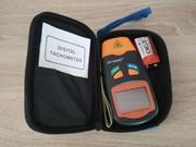 Тахометр лазерный бесконтактный цифровой DT-2234C+ батарея в комплекте