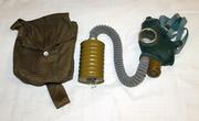 Продам средство защиты противогаз ГП-4у Респиратор Зеленый слоник