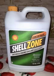 Антифриз Shell Zone Antifreeze Concentrate
