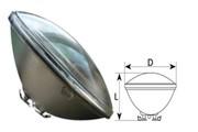Продам лампу-фару   ЛФЛ 27-450-5