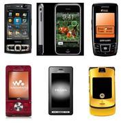 Широкий выбор мобильных телефонов под заказ