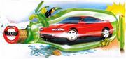 Защита лакокрасочного покрытия автомобиля